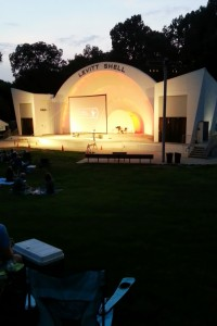 The Concert Film series by Indie Memphis at the Levitt Shell.