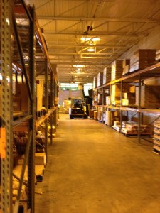 The Food Bank Warehouse