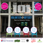 Pop Up Volunteer Parties