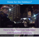 Volunteer In Memphis over the holidays
