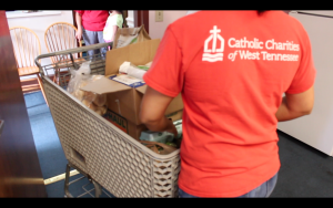 Volunteer Opportunity Memphis Catholic Charities