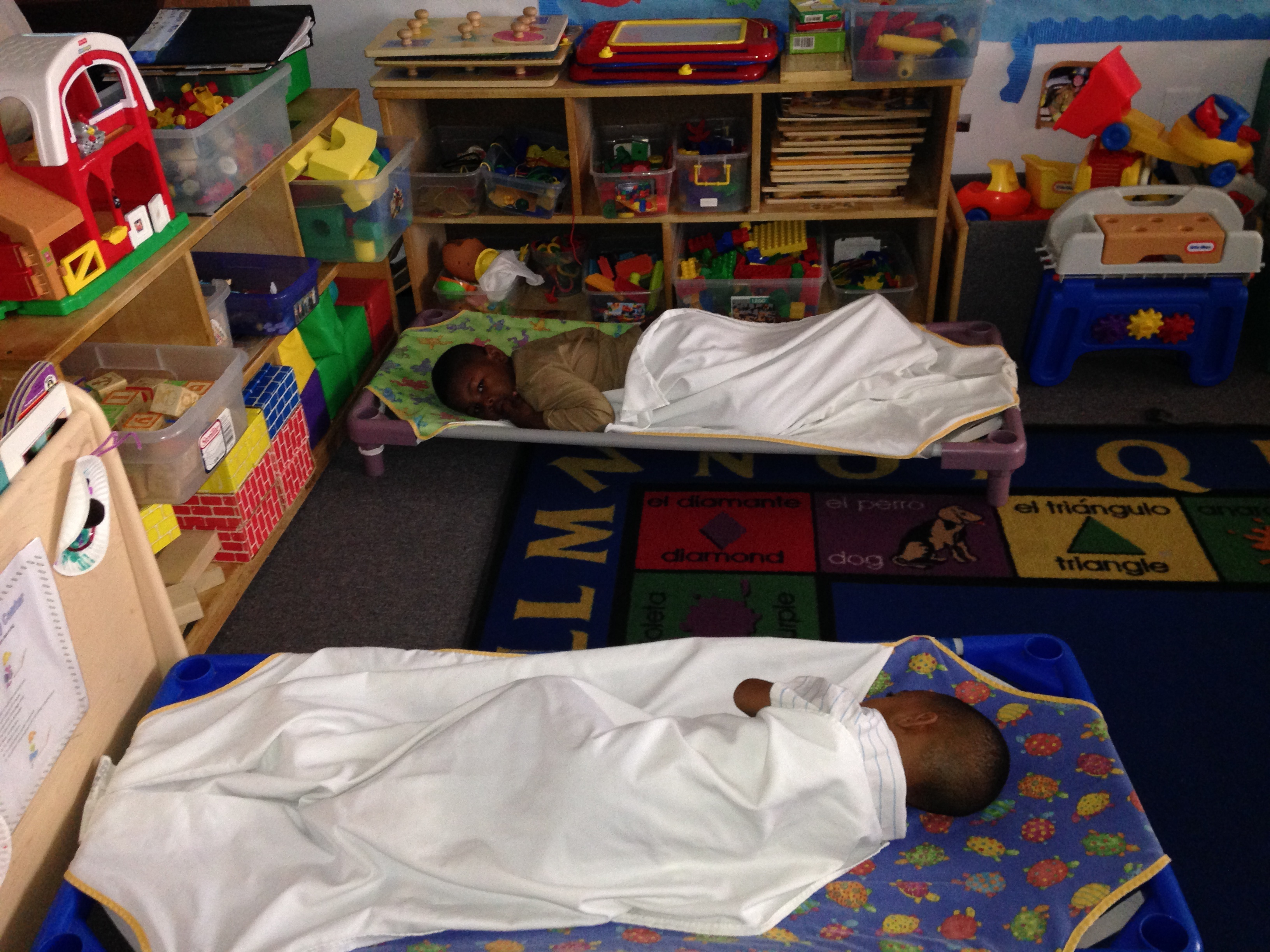 preschool nap start to a a volunteer odyssey 822
